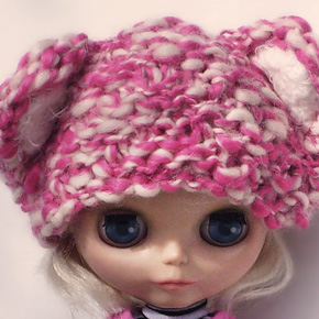 Little Bear Hat – free pattern