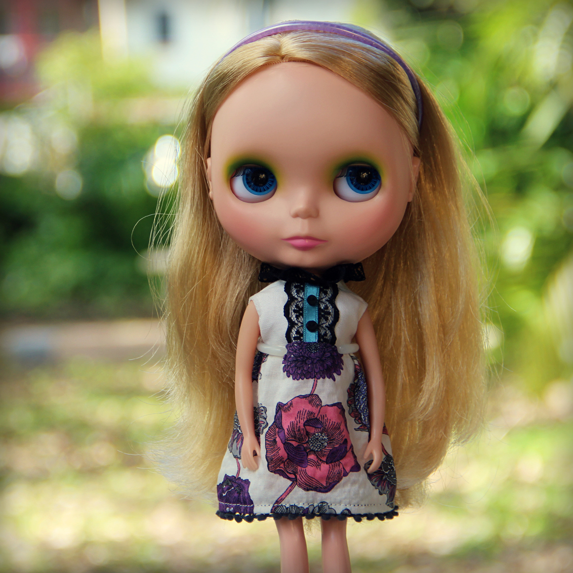 The Explorers Collection: Exotica No.2 dress for Blythe dolls